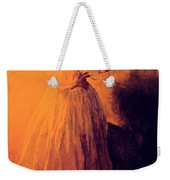 She Danced Weekender Tote Bag