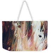 She Had A Soul On Fire, With A Level Head And 20/20 Vision... Weekender Tote Bag