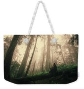 She Is At Peace Weekender Tote Bag