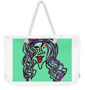 She Is Style Weekender Tote Bag