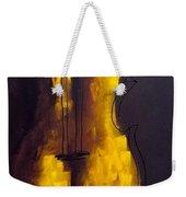 She Is Violin Weekender Tote Bag