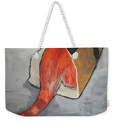 Hidden Weekender Tote Bag