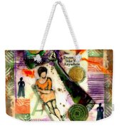 She Remained True Weekender Tote Bag