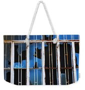 She Stood Still Weekender Tote Bag