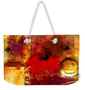 She Wants Gold For Her Cherries Weekender Tote Bag