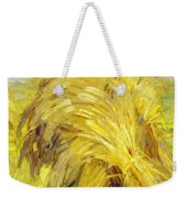 Sheaf Of Grain 1907 Weekender Tote Bag