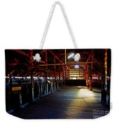 Shearing Shed From A Bygone Era Weekender Tote Bag