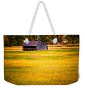 Shed In Sunlight Weekender Tote Bag