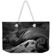 Shedd Aquarium Iguana Weekender Tote Bag