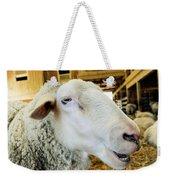 Sheep 2 Weekender Tote Bag