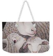 Sheep Ahoy Weekender Tote Bag
