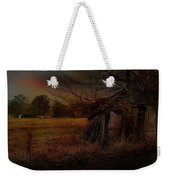 Sheep And Shed Weekender Tote Bag