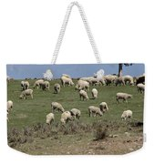 Sheep Country Weekender Tote Bag