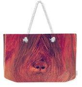 Sheep Dog Weekender Tote Bag