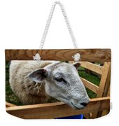 Sheep Four Weekender Tote Bag