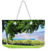 Sheep In The Shade Weekender Tote Bag