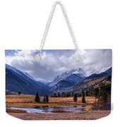 Sheep Lakes Autumn Weekender Tote Bag