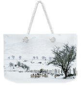Sheep Shelter  Weekender Tote Bag