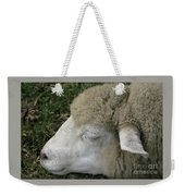 Sheep Sleep Weekender Tote Bag