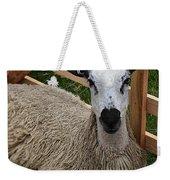 Sheep Two Weekender Tote Bag