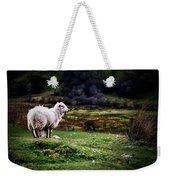 Sheep View Weekender Tote Bag