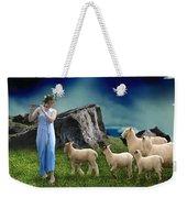 Sheep Whisperer Weekender Tote Bag