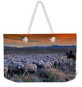 Sheepherder Life Weekender Tote Bag