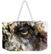 Sheep's Eye Weekender Tote Bag