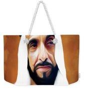 Sheikh Zayed Weekender Tote Bag