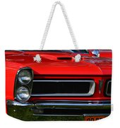 Red Gto Weekender Tote Bag