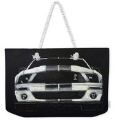 Shelby Mustang Front Weekender Tote Bag