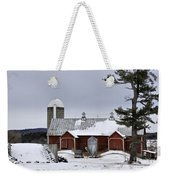 Sheldon Barn Weekender Tote Bag