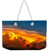 Shelf Cloud 01 Weekender Tote Bag