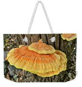 Shelf Fungus - Basidiomycota Weekender Tote Bag