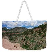 Shelf Road Drop Off Weekender Tote Bag