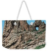 Shelf Road Rock Formations Weekender Tote Bag