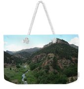 Shelf Road Vista Weekender Tote Bag