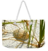 Shell And Beach Weekender Tote Bag