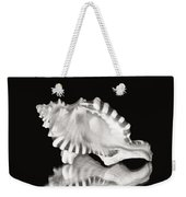 Shell And Reflection Weekender Tote Bag