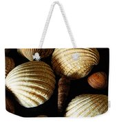Shell Art - D Weekender Tote Bag