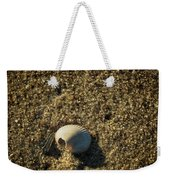 Shell At Dawn Weekender Tote Bag