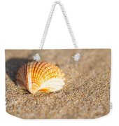 Shell On The Beach 2 Weekender Tote Bag