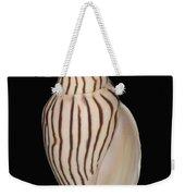 Shell Pattern - Bw Weekender Tote Bag