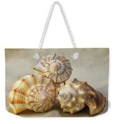 Shell Still Life Weekender Tote Bag