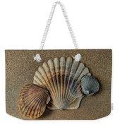Shells 1 Weekender Tote Bag