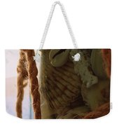 Shells In A Bottle Weekender Tote Bag