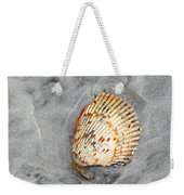 Shells On The Beach II Weekender Tote Bag