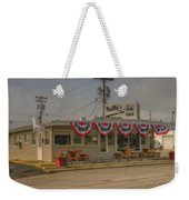 Shellys Route 66 Cafe Cuba Mo Dsc05554 Weekender Tote Bag