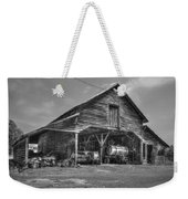Shelter From The Storm 2 Wrayswood Barn Weekender Tote Bag