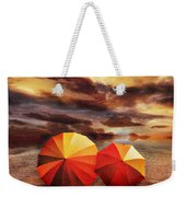 Shelter Weekender Tote Bag by Jacky Gerritsen
